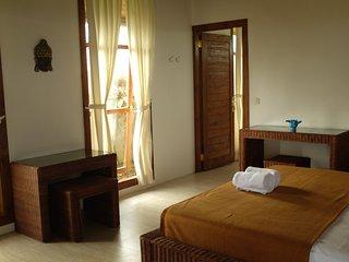 snaffl Villa: Doppelzimmer Ost, Medewi