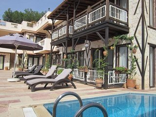 Beautiful Apartment with sea views,  located in the Old Town of Kalkan