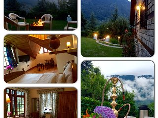 A BEAUTIFUL PRIVATE LUXURY SERVICE VILLA 3BHK, Manali