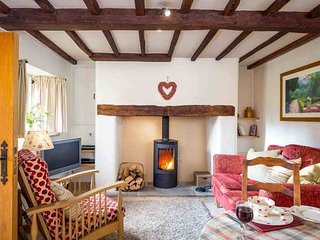 The cosy living room
