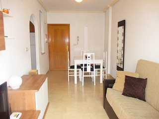 Well furnished Holiday Apartment Los Locos Beach, Torrevieja