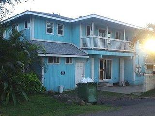 Hukilau Combo - across Hukilau Beach, Laie