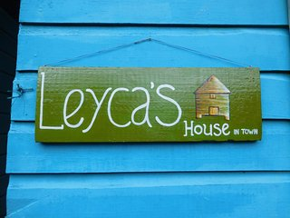 Leyca´s House Over The Water, Bocas Town