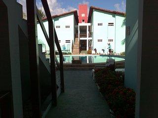 APARTAMENTO EM PORTO SEGURO a 500m da Praia Taperapuã  Condomínio Golden Village