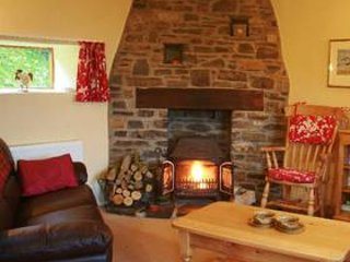 The cosy cottage has full central heating as well as a superb log burner - logs included!