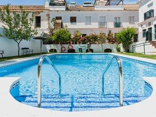 Casa 4 - Sanlucar casa muy cerca la playa y el centro con Wi-Fi, Piscina y Aire