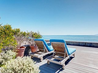 One-of-a-Kind 3BR, 3BA Luxury Romantic Ventura Oceanfront w/ Incredible Deck