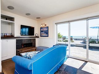One-of-a-Kind 3BR, 3BA Ventura Oceanfront with Hot Tub & Incredible Decks
