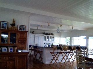North shore beachfront home, Haleiwa