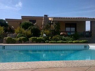 Villino con piscina