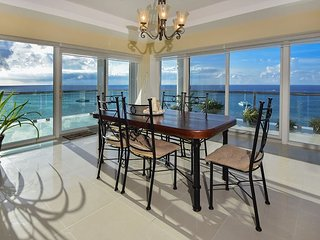 Stunning Ocean Front Penthouse luxury corner unit at Palmar - CZPL8A