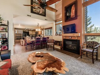 Red Pine Powder Ridge 4 Bedroom at Canyons
