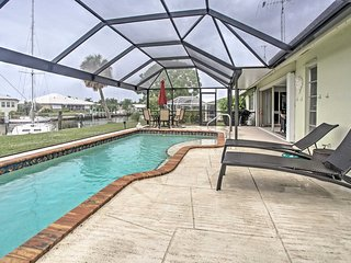Sunny 3BR Punta Gorda House w/Private Pool!