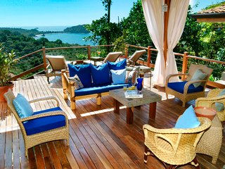 Casa Samba True Tropical Villa w Outstanding Views, Parque Nacional Manuel Antonio
