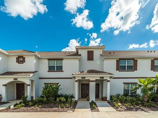 Champions Gate1568MVD Town Houese 4BD/3BA/Pool,Golf,near Disney