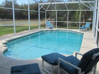 3BR /2B Large Lot Pet Friendly Pool Home, Kissimmee