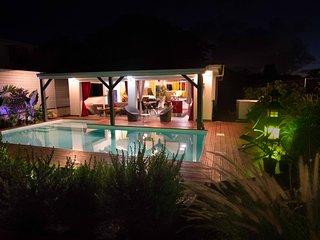 Villa Kaz Dous - Ravissante Villa Zen proche de la mer St Francois
