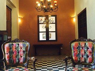 Casa Tú lá Kin Fabulous Location Santiago