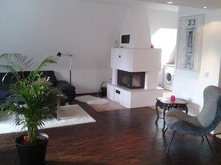 Biz-Apartement in zentraler, ruhiger Lage