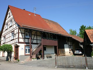 Ferienhaus im Naturpark Schwarzwald Mitte/Nord