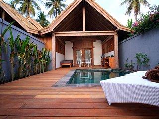 Akasia Villas 1 bedroom private swimming pool, Gili Air