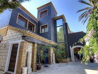 Casa en finca en Los Belones- Cabo de Palos.