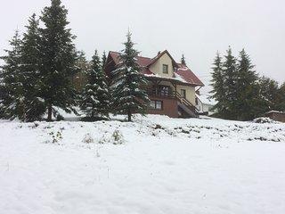 Dom na Mosornym Groniu, Zawoja