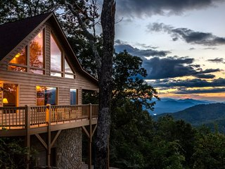 Heaven on Earth - 5 Secluded Acres, Bryson City
