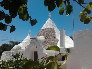 Estate nel trullo