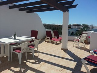 Penthouse Apartment Sun Beach Large Private Rooftop /Beach