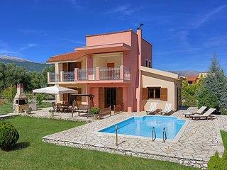 Villa Ariti of Penelope Villas, Sami