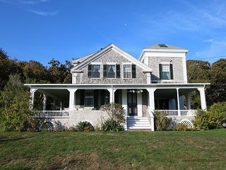 Quintessential West Chop Home with Beach Access, Vineyard Haven