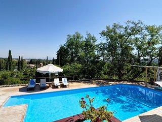 Villa Chloe in Corfu