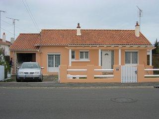 maison plein pied -  vacances à la mer, Saint-Hilaire-de-Riez