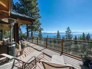 NEW LISTING - Gorgeous Panoramic Lake Views at this Fully Remodeled 3 BR, Tahoe Vista