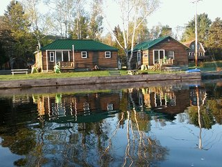 Moose River Camps, Rockwood, Me (FF)  fishing, boat, atv, snowmobiling > camps