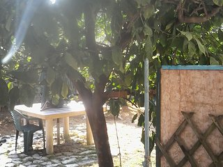 Private house with private garden on the beach, Marinella di Sarzana