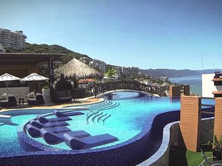 Stunning 2 Bedroom at Residences by Pinnacle, Puerto Vallarta