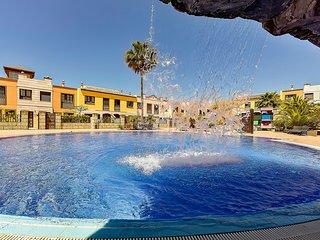 Vacation house in La Caleta