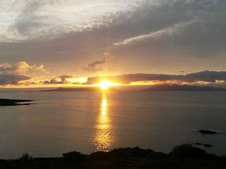 Holiday flat in central Mallaig