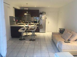 Joli appartement en RDJ