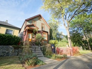 Cute 3 Bedroom Character House, Vancouver