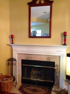Warm yourself this season with a small, safe fireplace.