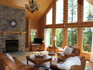 ChaletsOasis DEER CREEK luxury log home