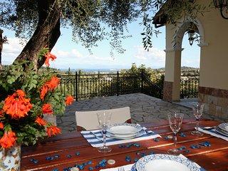 Villa Verde, Poulades, Corfu, Gouvia