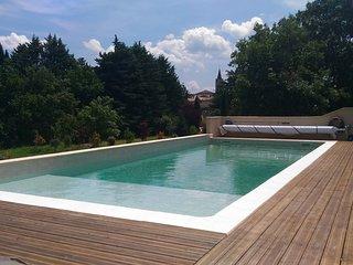 Gîte Madé I location maison vacances sud Ardèche, Lavilledieu