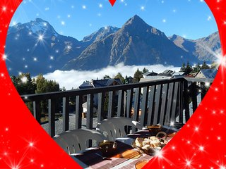 Centre 20 m du Telesiege Balcon Sud Belle Vue, Les Deux-Alpes