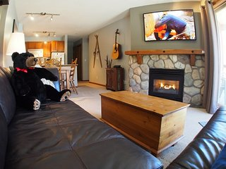 Fireside Lodge Village Center - 205, Sun Peaks