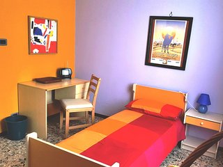 CUORGNE' Apt in center city 6 place to sleep
