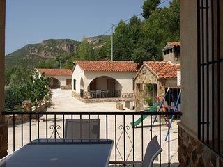 Casas Rurales en Yeste Albacete El Tejo y Mirador
